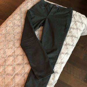 NYDJ Ankle Jeans Black Size 2